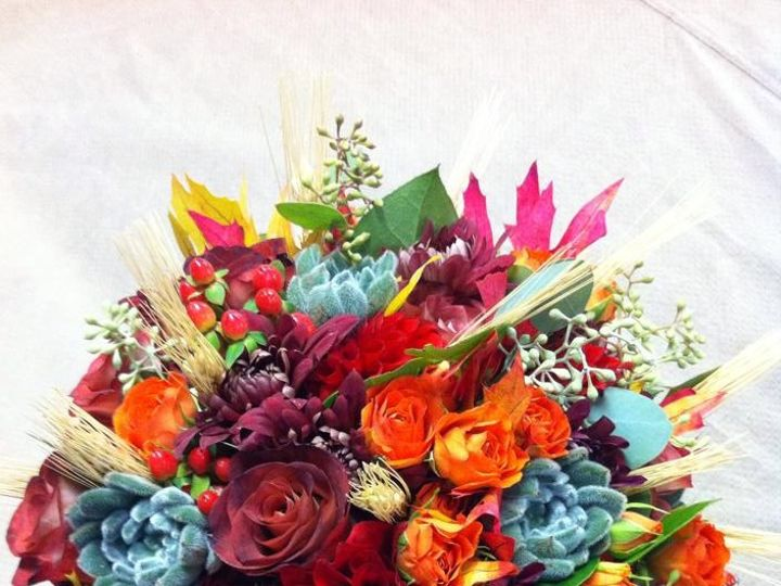 Tmx 1404087150046 Fall 2 Philadelphia, Pennsylvania wedding florist