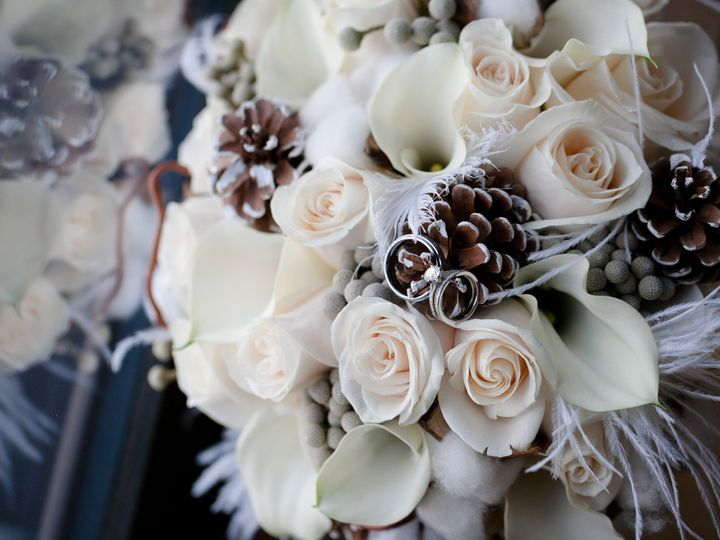 Tmx 1426022029547 Winter Bouquet 2 Philadelphia, Pennsylvania wedding florist