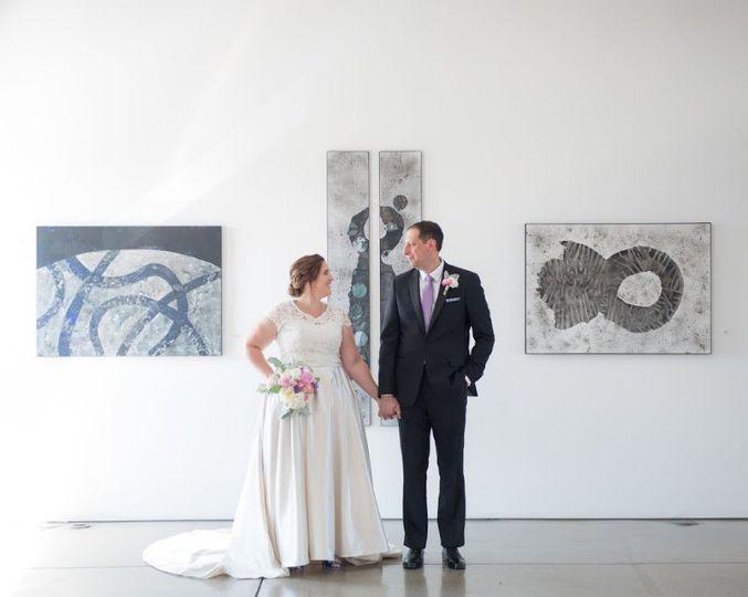 Space Gallery Wedding
