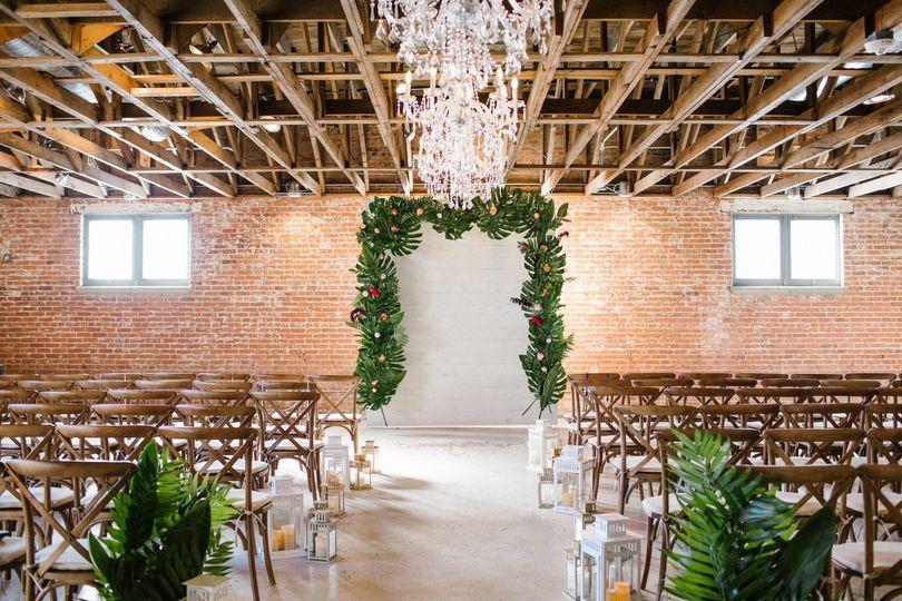 St. Vrain Wedding