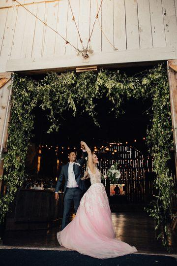 Spreafico farm wedding