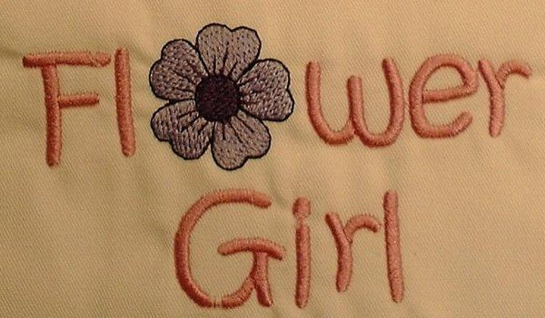 Flower Girl for t-shirt or hoodie