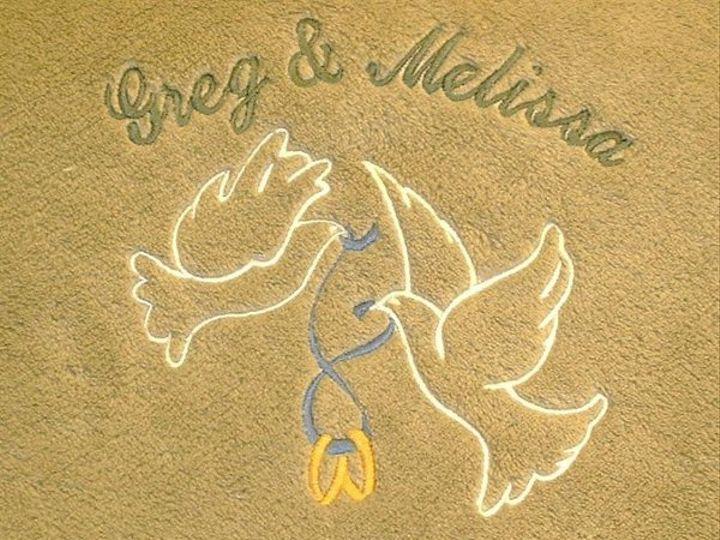 Tmx 1233291474937 GregMelissathrowforWedWire Arnold wedding favor