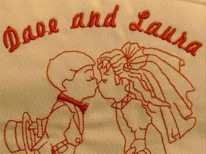 Tmx 1233292219406 WdgkissingcoupleforWedWire Arnold wedding favor