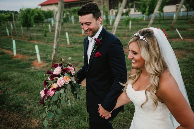 NC Vineyard Wedding