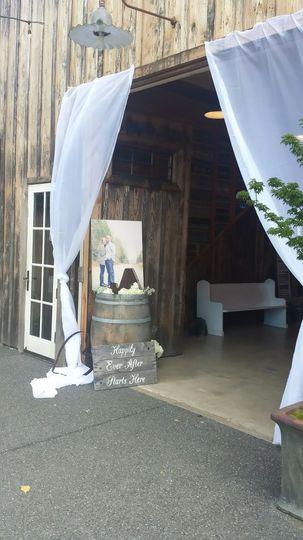 sept 18th barn doors curtain
