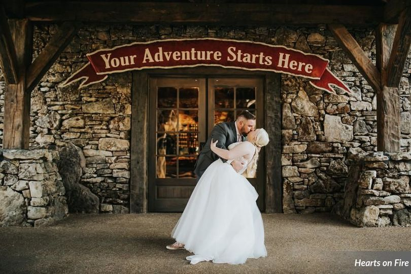 Your Adventure Starts Here