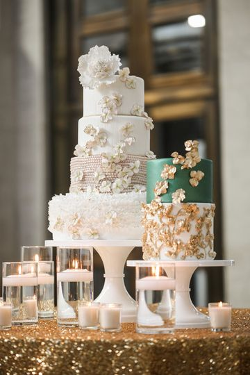 Wedding Cakes Dublin Ohio