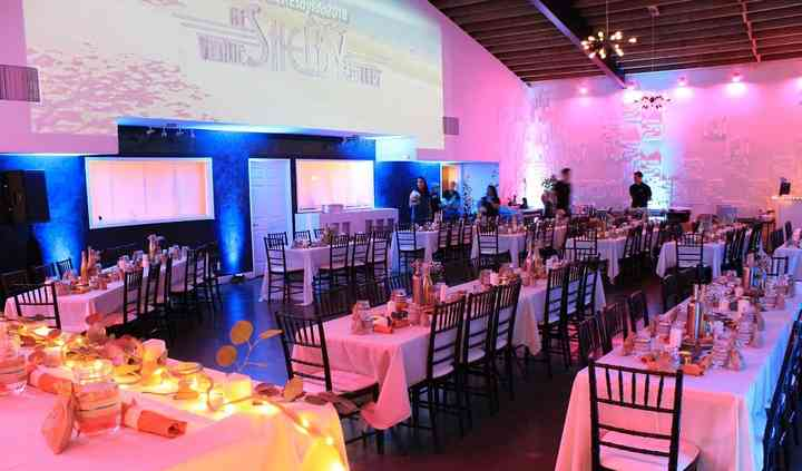 The Shelby and SOL Venue