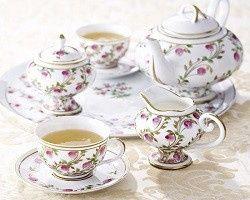 French Porcelain Dinnerware