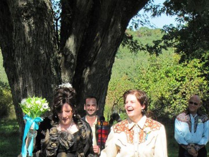 Tmx 1324183623670 Weddingphotosusanmaryjanerecession Beacon, New York wedding officiant