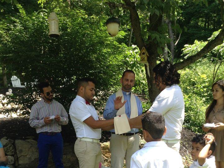 Tmx 1405424723121 Bhwdustineliasblessing Beacon, New York wedding officiant