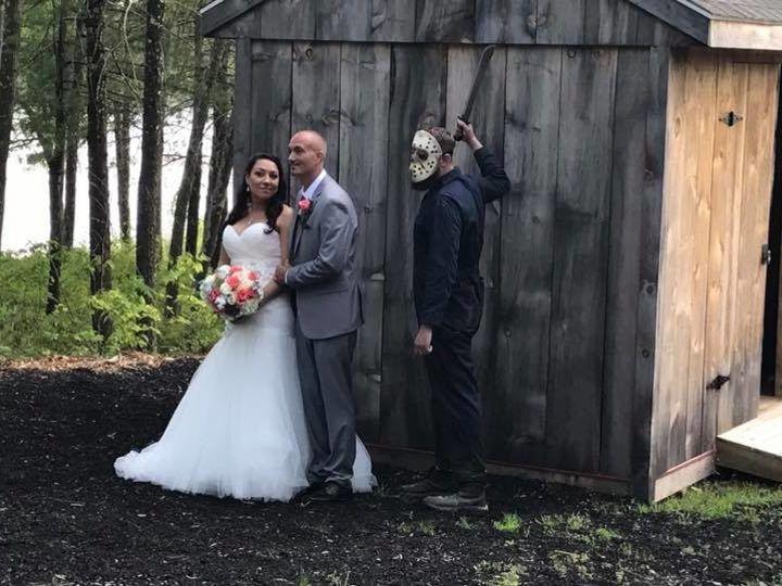 Tmx 1499271579994 Jason At Crystal Lake May 2017 Mapleville, RI wedding venue