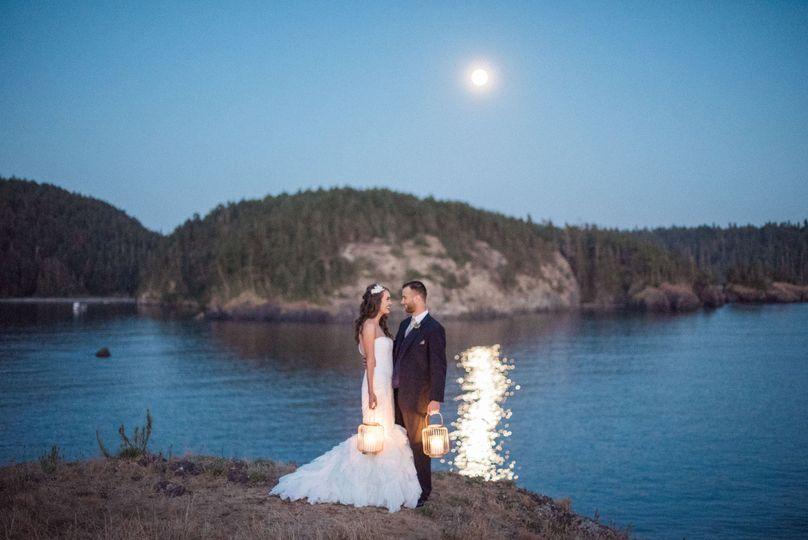 Seaside weddings are my jam!
