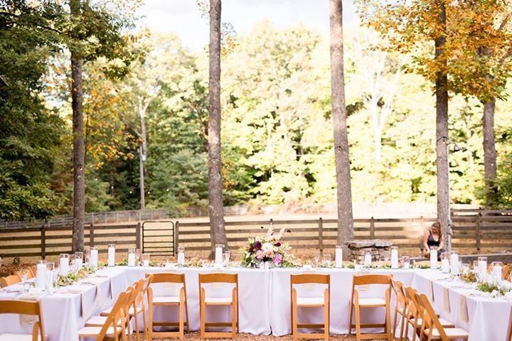 Outdoor Dining The Barn