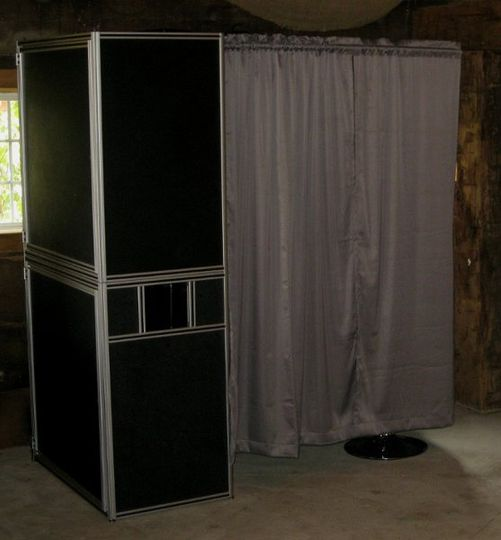 Our photo booth is a great way to add some fun to any event, capture the moment and include your...
