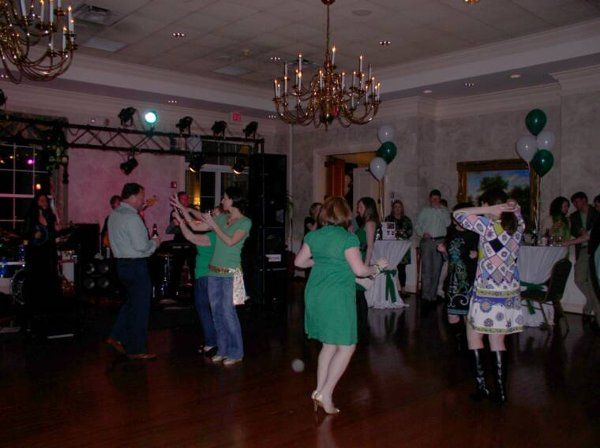 St Paddy's day at the Florence CC