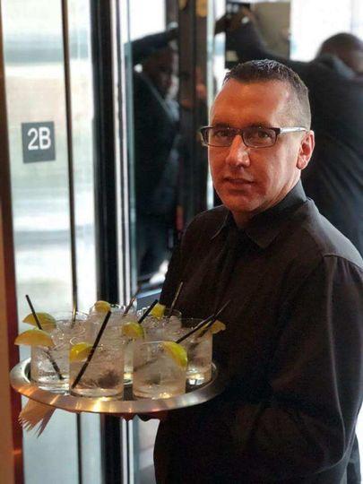 The! Staffing Co. bartender