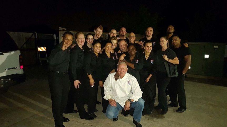 Event staffing Dallas