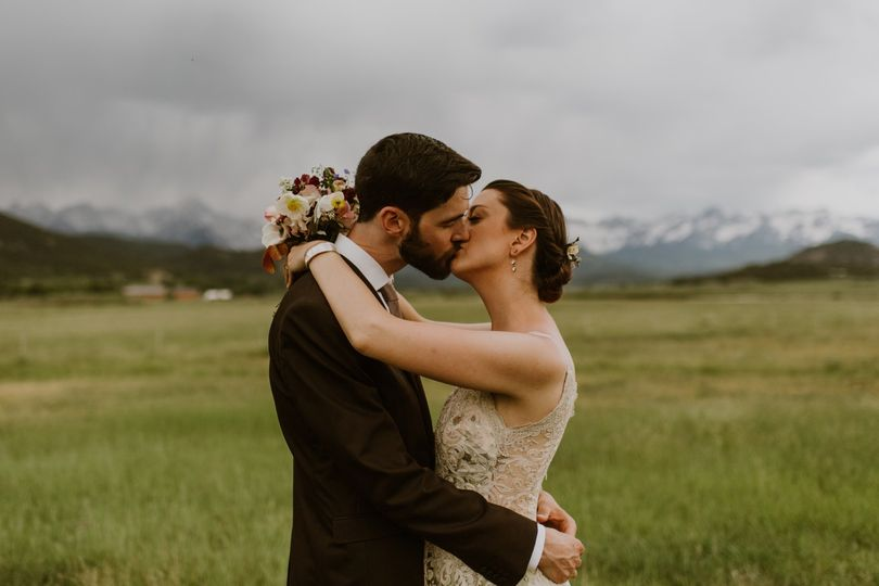 Ouray Mountain Wedding