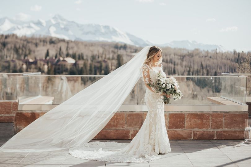 Telluride Mountain Wedding