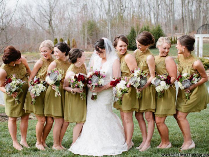 Tmx 1384905081869 Ramseybrakebillkaitiebryantblogg80lo Knoxville, TN wedding beauty