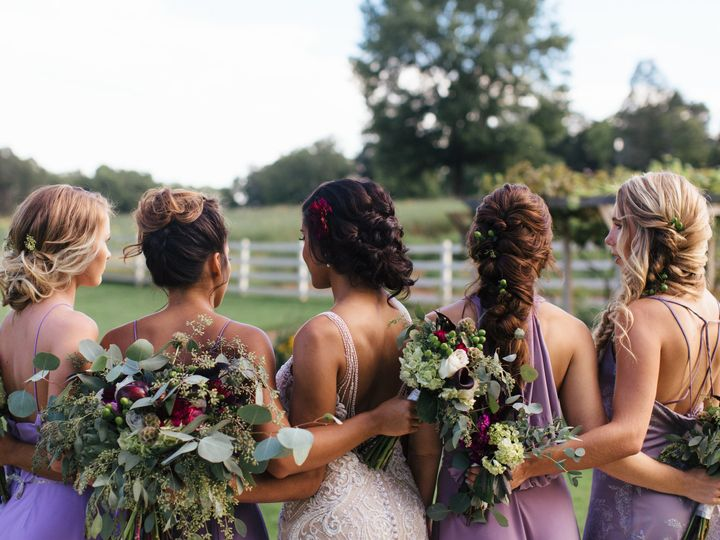 Tmx 1508776490365 Texturephotoaug2017marblegategardenh 82 Knoxville, TN wedding beauty