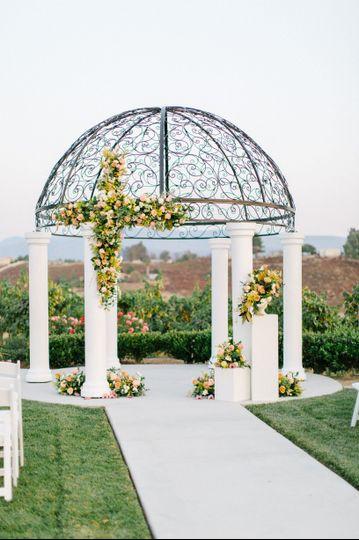 Romantic Ceremony