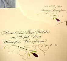 Tmx 1194319398213 HandCalligraphy Philadelphia wedding invitation