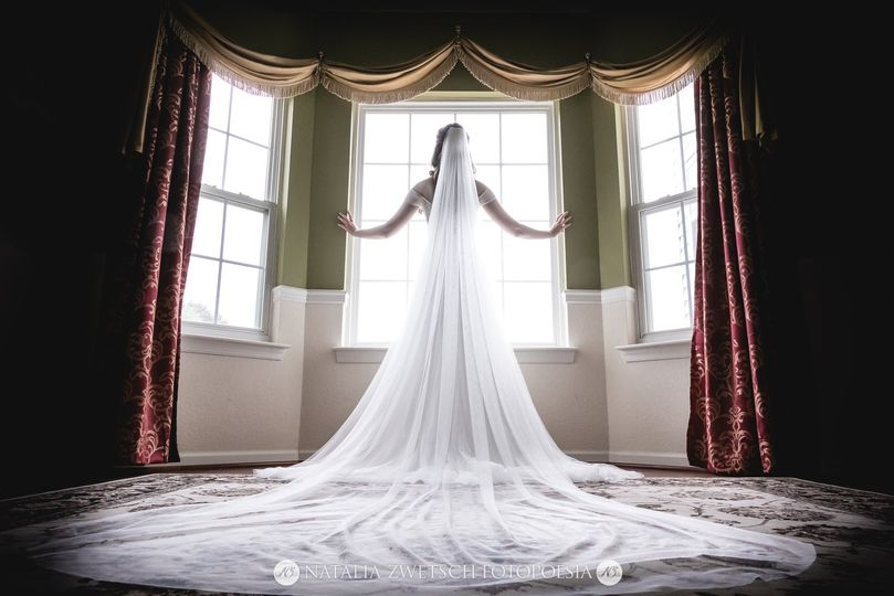 The essence of a bride
