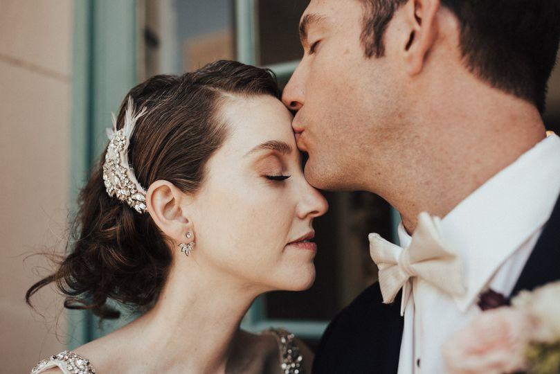 Loving kisses