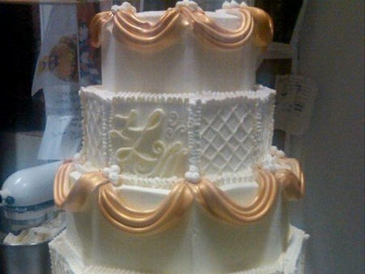 Tmx 1325723252494 Cakesbykharis9 Philadelphia wedding cake