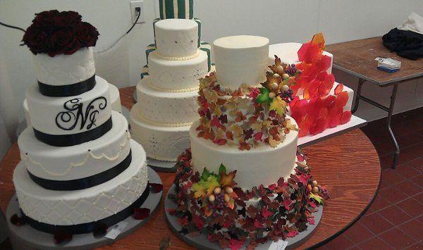 Tmx 1325723253458 Cakesbykharis36 Philadelphia wedding cake