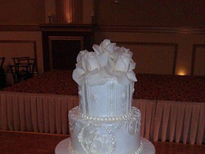 Tmx 1325723361218 Cakesbykharis33 Philadelphia wedding cake