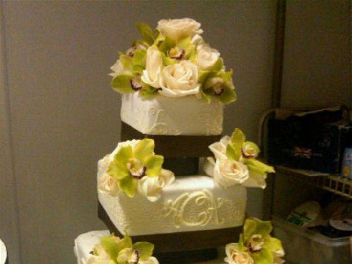 Tmx 1328883831710 Weddingcake Philadelphia wedding cake