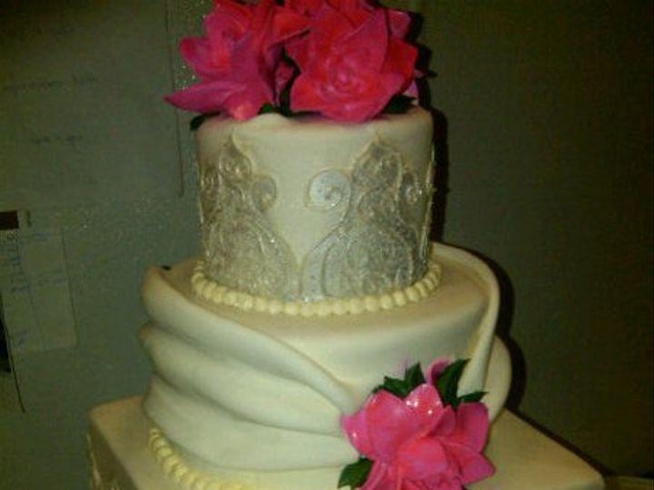 Tmx 1328884013866 Weddingcake6 Philadelphia wedding cake