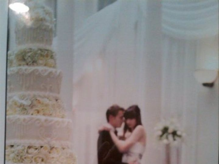 Tmx 1328884058085 Weddingcake7 Philadelphia wedding cake