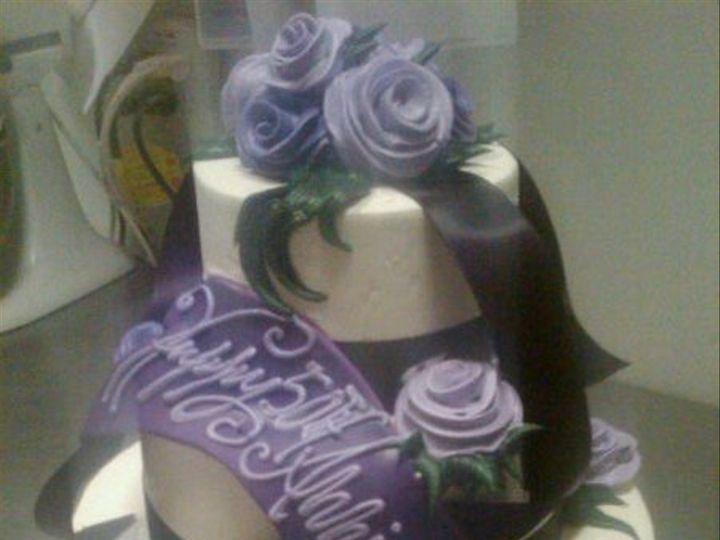 Tmx 1328887207290 Anniversarycakes Philadelphia wedding cake