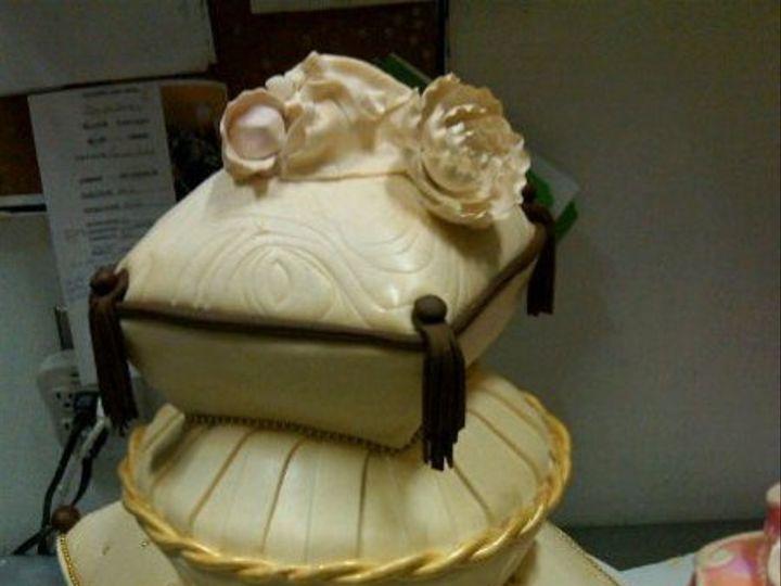 Tmx 1328887584498 Christening1 Philadelphia wedding cake