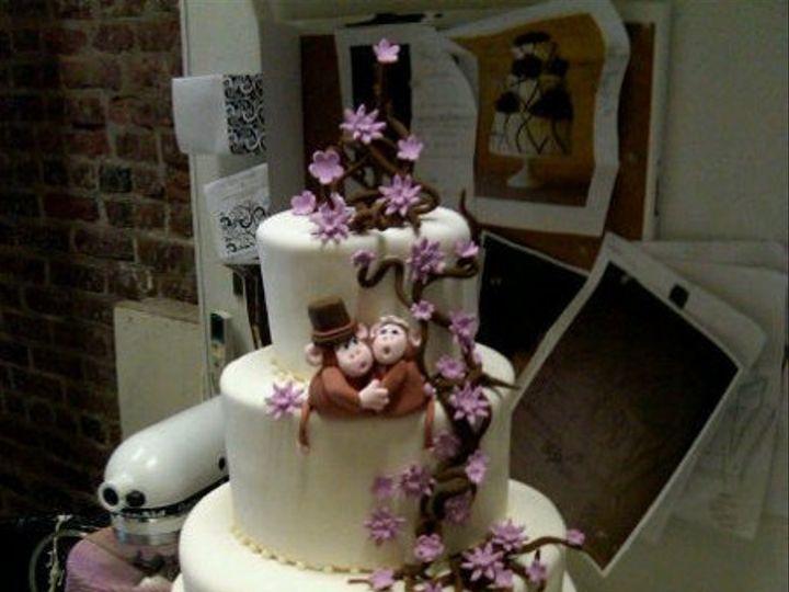 Tmx 1328887841962 Engagement Philadelphia wedding cake