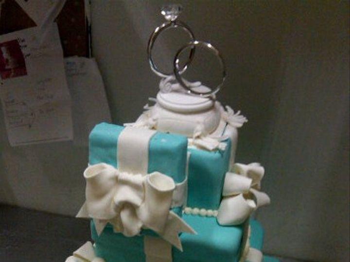 Tmx 1328887860571 Engagment1 Philadelphia wedding cake