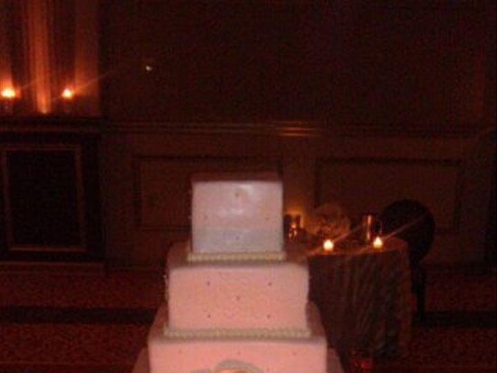 Tmx 1328887923791 Wedding10 Philadelphia wedding cake