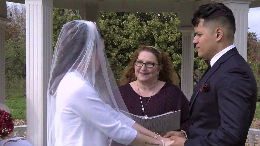 Pixie Dust Wedding Officiant