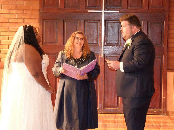Pixie Dust Couples vows