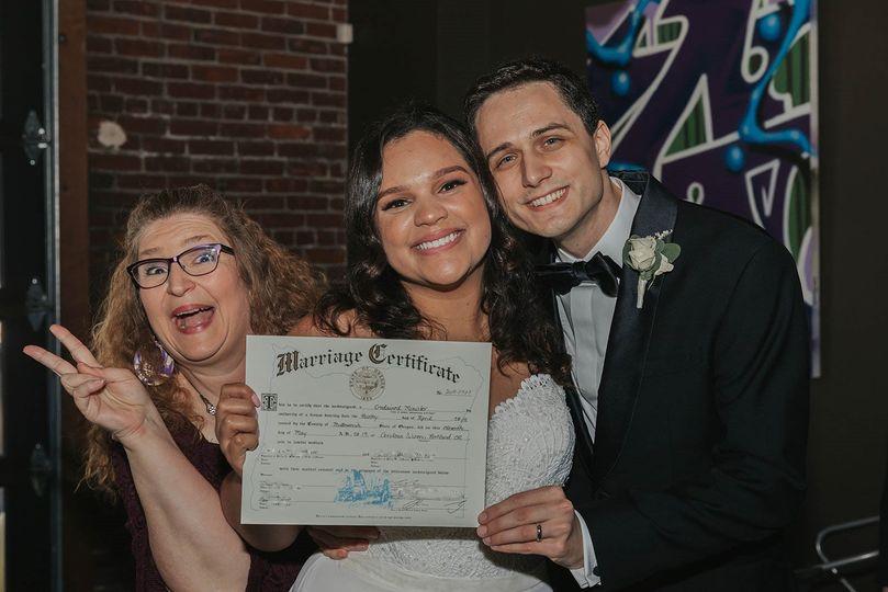 Pixie Dust Wedding