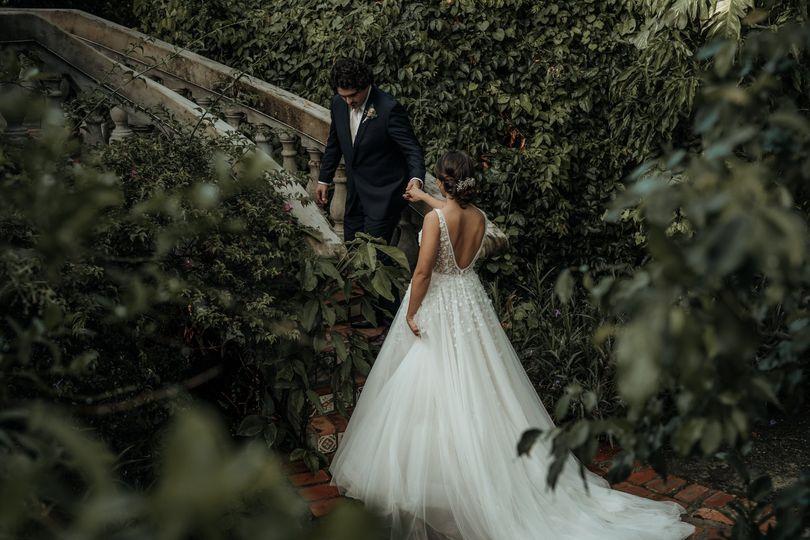 Paola & Carlos Wedding