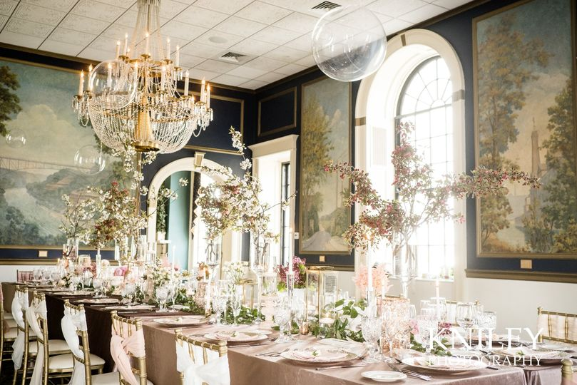 Ballroom Intimate Wedding