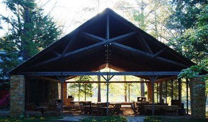 Twin Creeks Lake Pavilion