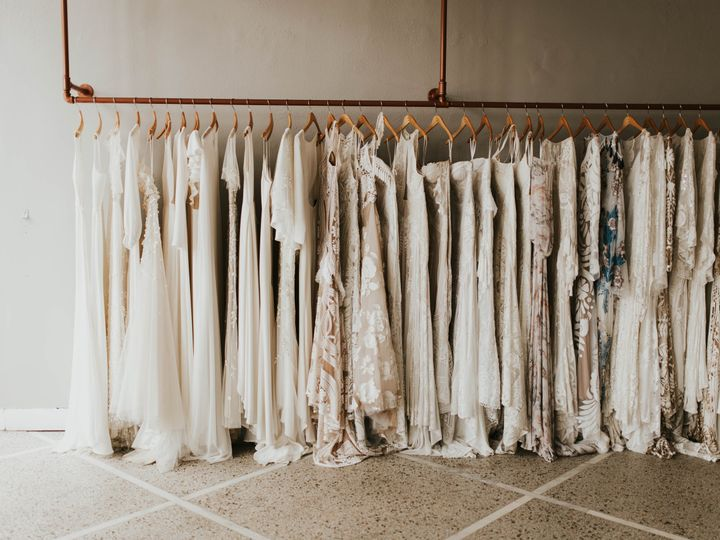 Tmx 5 Interior Hangingdresses6 51 710861 Minneapolis, MN wedding dress