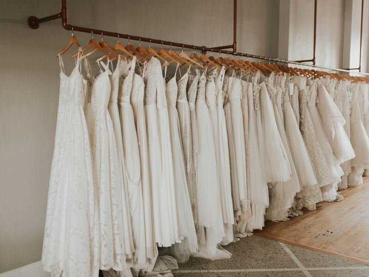 Tmx 6 Interior Hangingdresses13 51 710861 Minneapolis, MN wedding dress